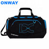 Wholesale multifunction waterproof unique gym bag back pack fitness duffle bag with custom logo