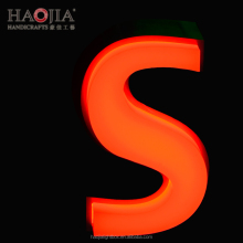 neon led letter for store signboard decoration