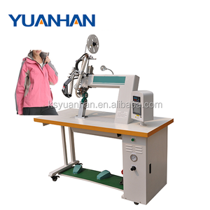 Hot Air Seam Sealing Machine for tent, tarpaulin, car cover