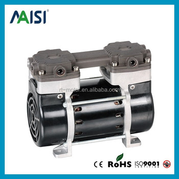 Ac 220v Piston Vacuum Pump Low Pressure Electric Pumps - Buy ...