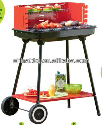 chicken wings machine charcoal grill barbecue chicken rotary grill YH28020D