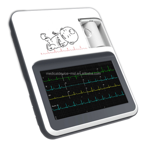 2018 New Arrival ECG for baby 12 channels Neonatal ECG /monitor ecg MSLNE01
