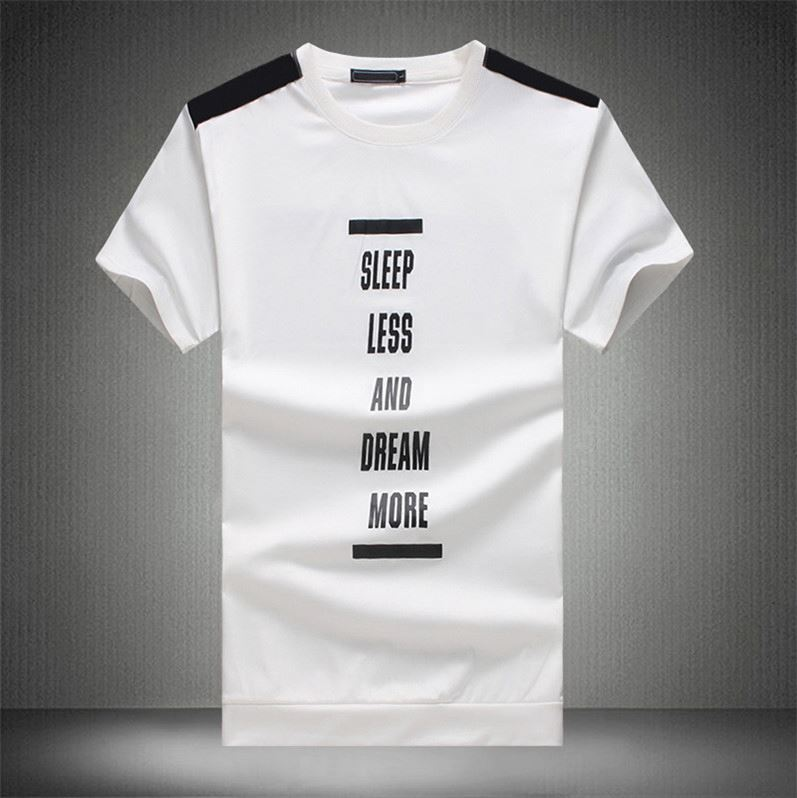 New arrival New Style wholesaler branded t shirt help with individual design