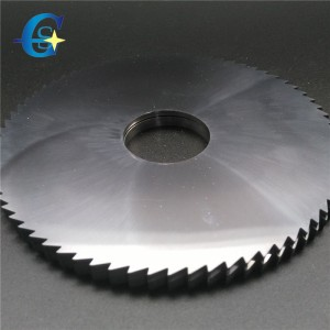 K10 K20 K30 Wolfram carbide saw discs , carbide disc cutters for casting iron