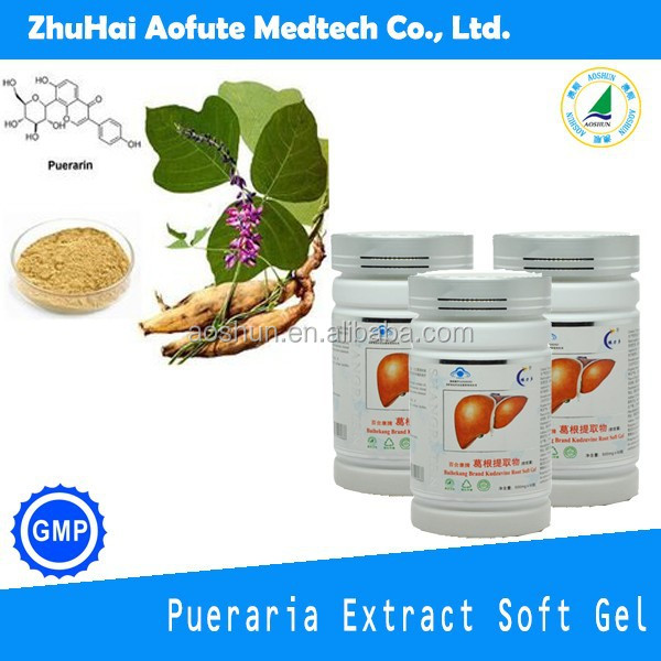 Pueraria Extract Soft Gel Capsule