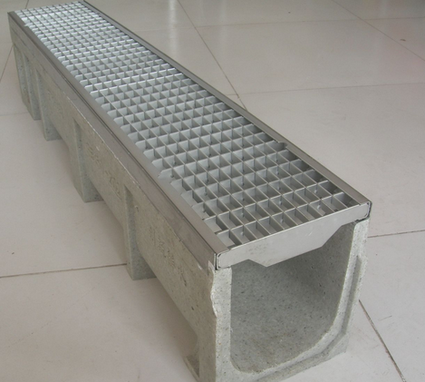 Concrete Resin Drainage Trench Concrete Drain Channel