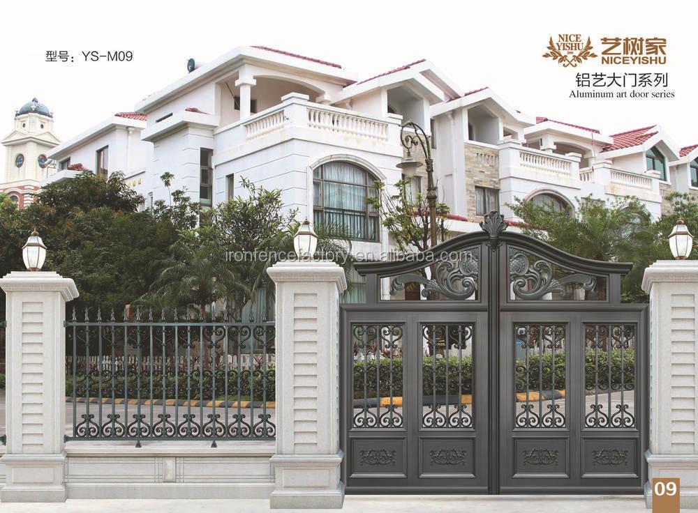 2016 Latest Main Gate Designs/indian House Main Gate Designs ...