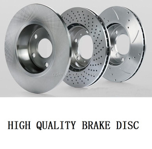 High quality solid/ventilated brake disc