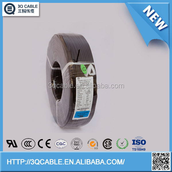 Alibaba China Supplier nylon sheathed pvc insulation wire