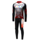 Custom Mens Cycling Clothing Sublimation Racing Jersey Long Set