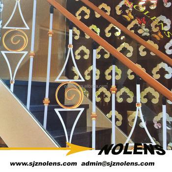 Simple Interior Cast Iron Railings Design Wrought Iron Hand Railings
