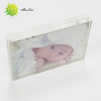Wholesale Family A5 A4 Elegant Crystal Acrylic Photo Frame,Desktop ...