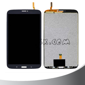 cell phone Black lcd screen display digitizer full set for samsung for galaxy tab 3 t310 lcd with digitizer 8.0 t310 t311