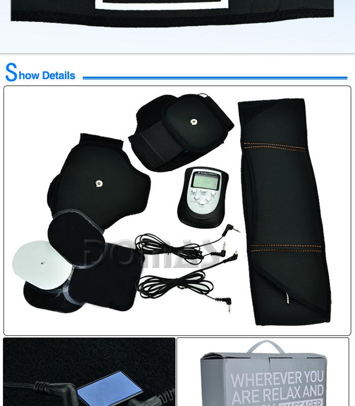 SM9065 fda ce fcc goedgekeurd hot spier stimuleren massager afslanken