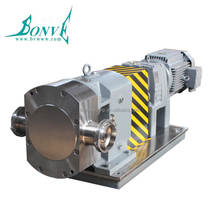 Low Energy Stainless Steel Rotary Lobe pump with 15 years experience