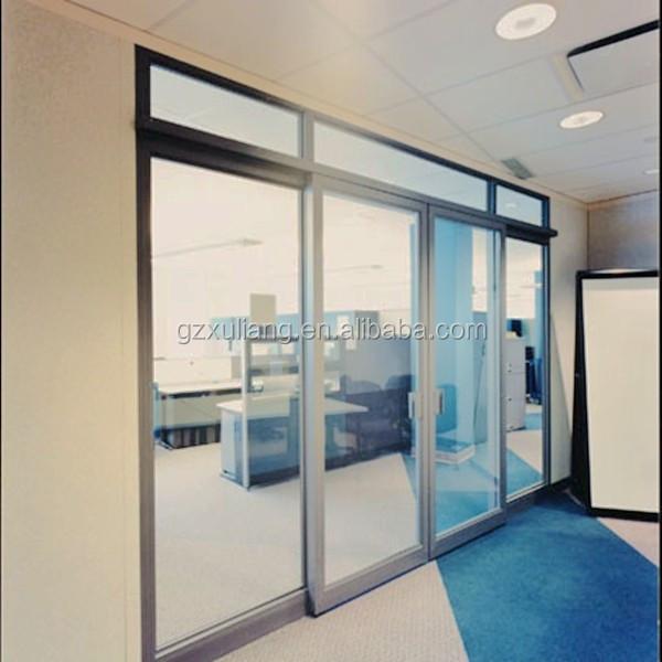 Utilis bureau commercial coulissante porte int rieure - Porte coulissante aluminium ...