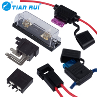 Hot sale Maxi Standard Mini inline waterproof plastic blade fuse holder