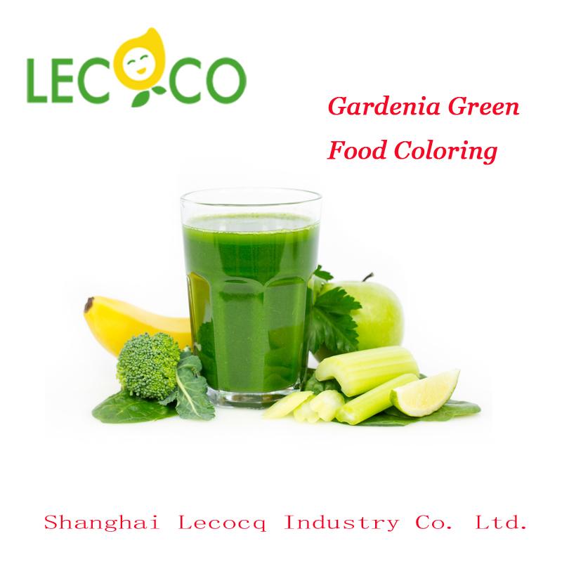 Gardenia Green For Food Coloring, Gardenia Green For Food Coloring ...