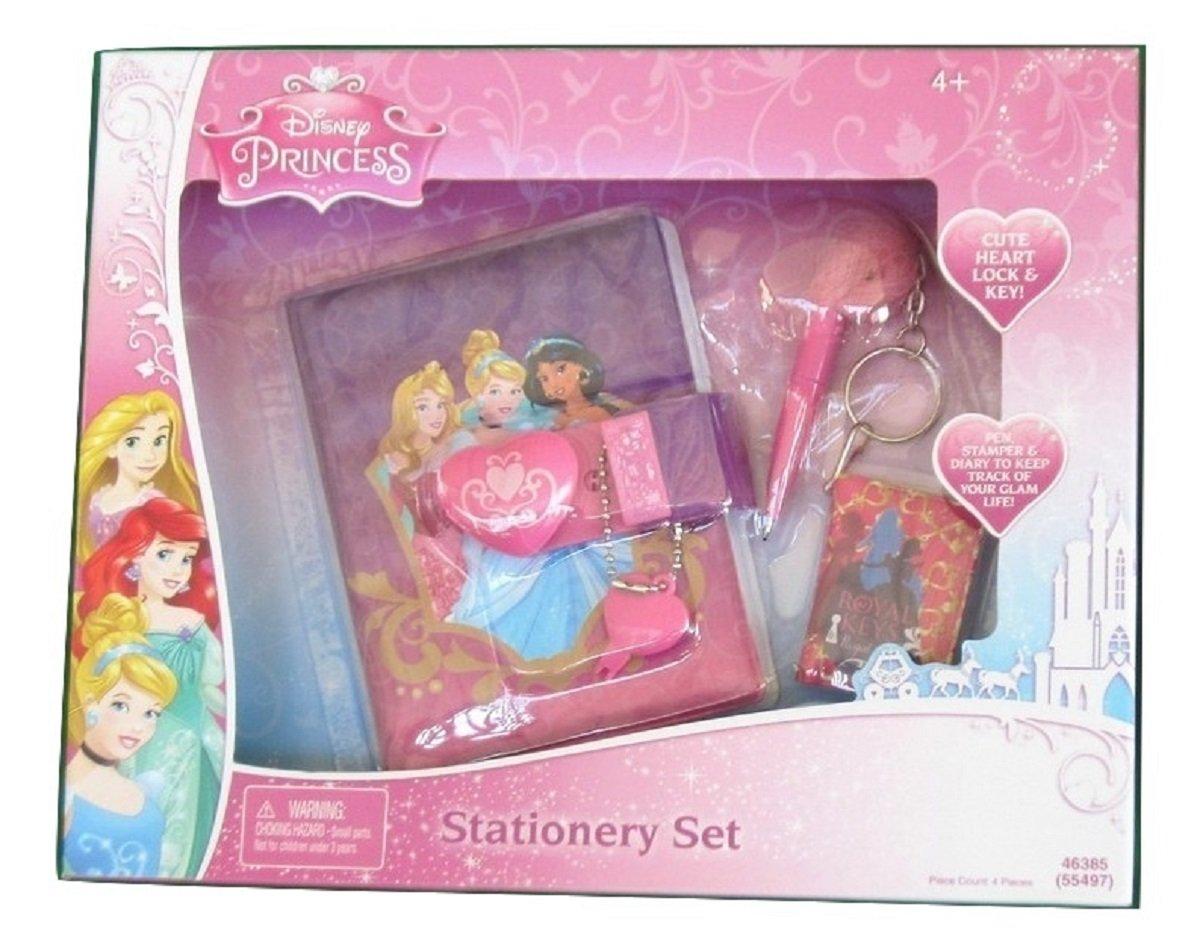 Disney Princess Stationery/Diary Set