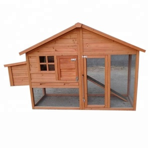Outdoor Raised Leg Chicken Coop Duck House