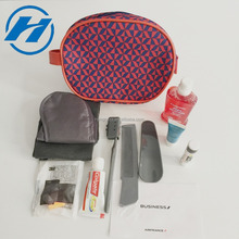 Manufacturer Wholesale Customize Airline Travel Set/Travel Kit