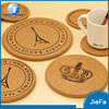 Promotional Gifts Good Quality Custom Cheap Blank Cork Coaster