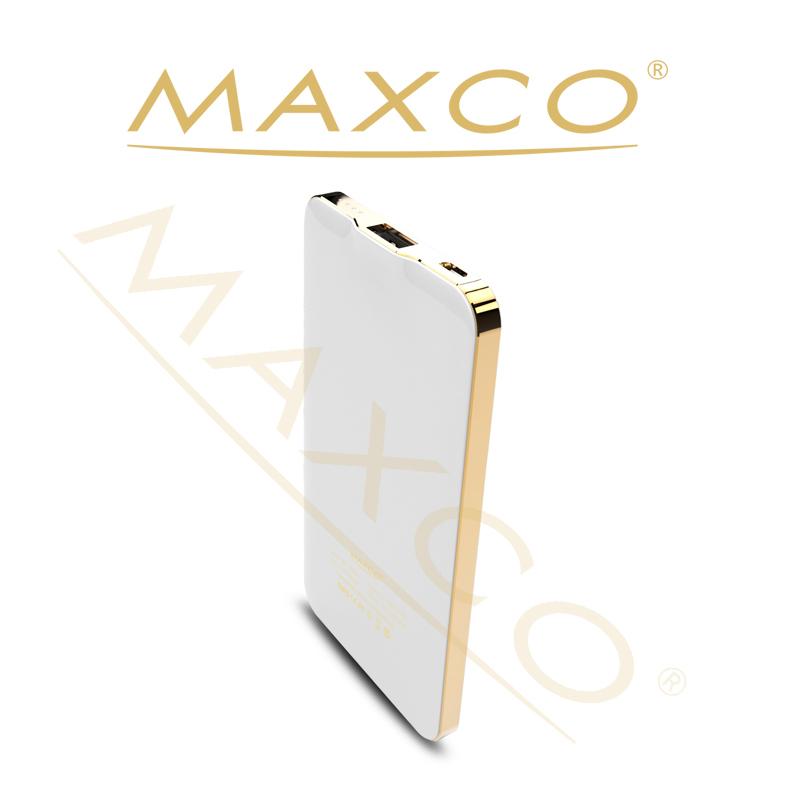 Maxco Smartphone Travel Power Bank External Battery Charger