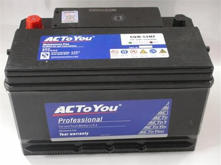 High Quality 3k N70 70 Ah Dry Charged Car Battery Opel Peugeot