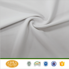 Fine mesh fabric for sports shoes/sportswear, dry-fit polo shirt/vest fabric