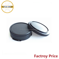Hot sell Professional Camera Body with Rear lens Cap for DSLR