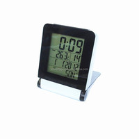 Best Seller LED Travel Clock,MSF JJY Travel Clock With Light