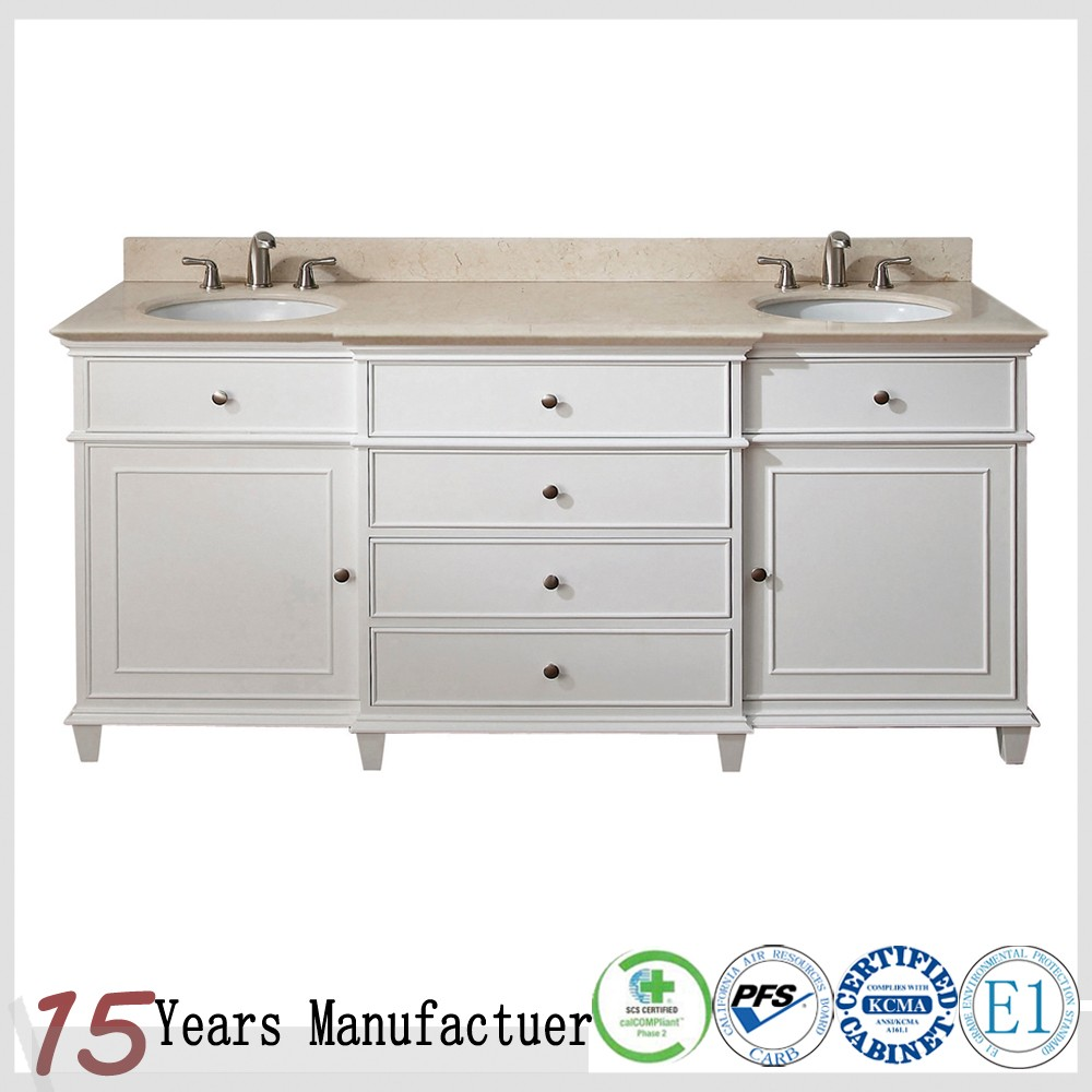 Lowes Cabinet Sale: Shaker Lowes White Bathroom Vanity