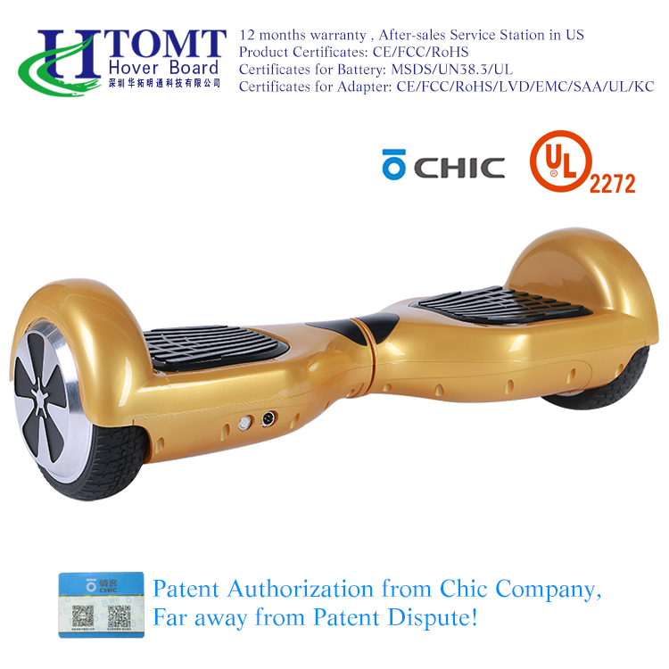"2016 HTOMT 6.5"" samsung battery bluetooth hoverboard electric skateboard 2 wheel hoverboard self balancing scooter"