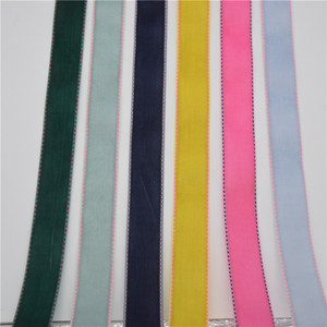Alibaba Good Supplier Cheap Bulk 1 Inch Plain Grosgrain Ribbon Wholesale