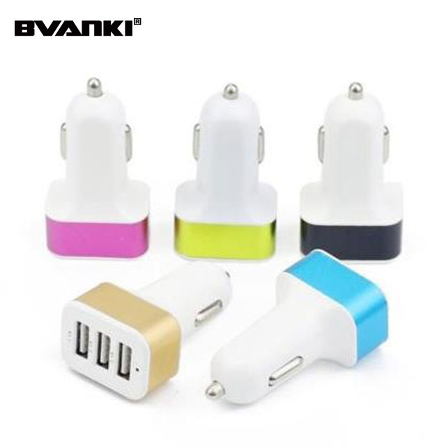 Mobile Phone Exchange 3 Usb Charger With Port Amp Micro 2 Car
