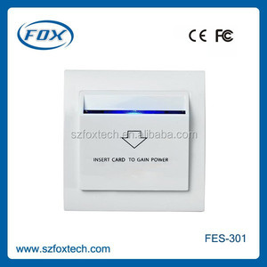 Professional OEM/ODM factory Supply energy saving switch proximity card conservation power, hotel control switch