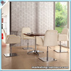 (SP-DST673) Modern western dining restaurant supply furniture