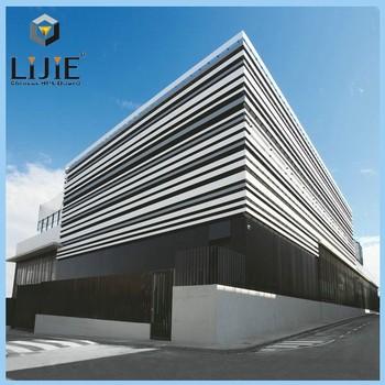 Lijie Decorative Outdoor Hpl Panel Exterior Wall Cladding Panel Buy Exterior Wall Panel