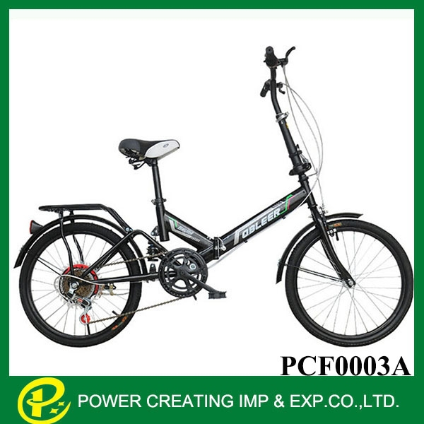 Whole folding bike frame electrostatic painting surface folding bicycle stroller
