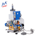 PVC Card Embosser Hot Stamping Machine for Gold Silver Foil