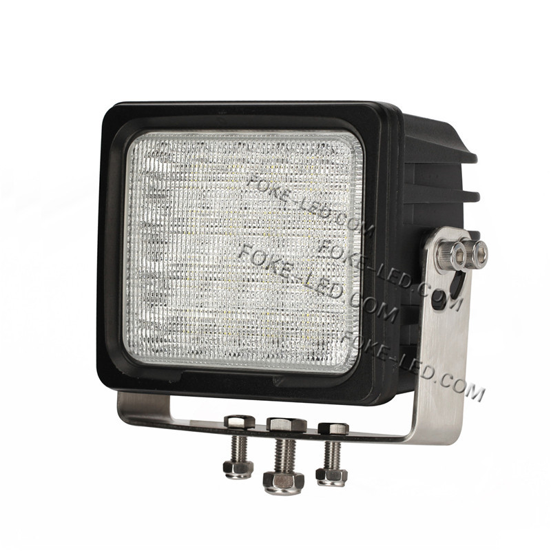 Aluminum Housing Square 6 Inch Led Car Accessories Driving Light ...