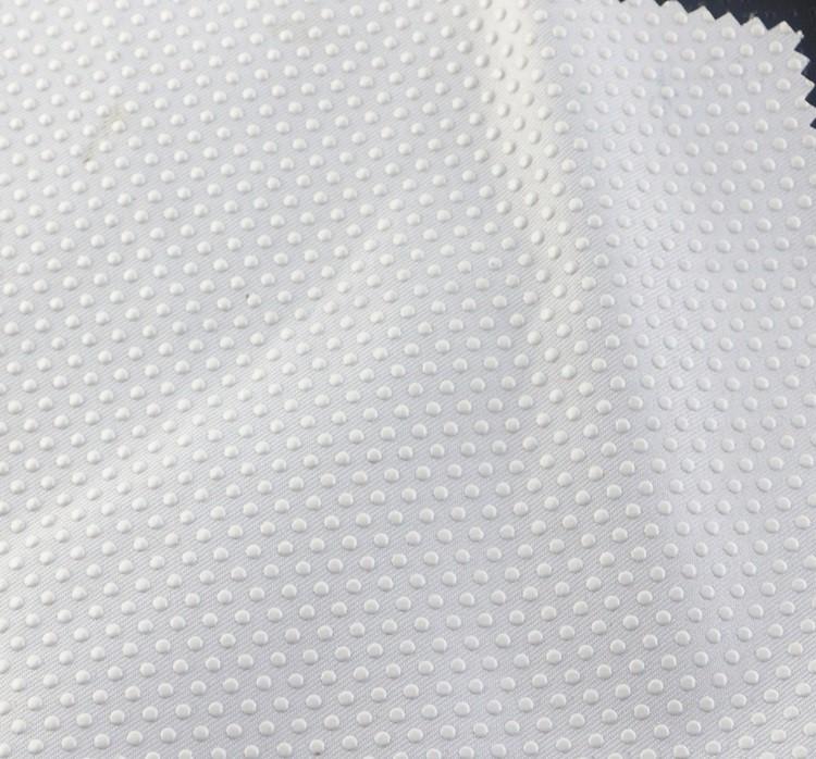 Anti Slip Fabric : Anti slip dots fabric non silicone