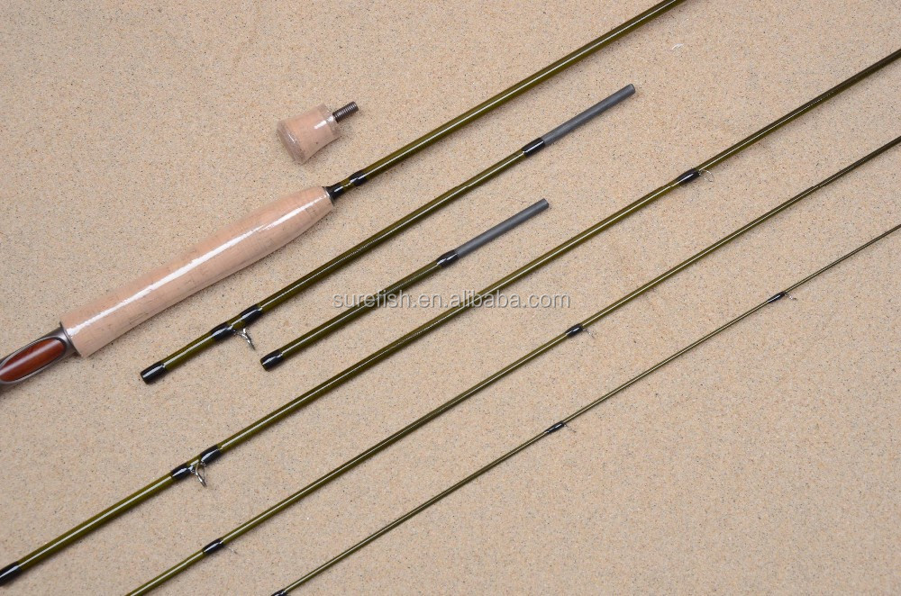 On sale oem carbon multi length nymph fly fishing rod for Fly fishing rods for sale