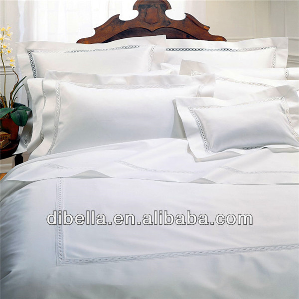 100% Egyptian cotton fabric for bed sheeting of 110""
