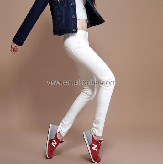2015 Top10 Design Skinny Colourful Yellow Women Jeans,Women Skinny ...
