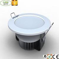3-50W 3 colors in one fitting recessed downlight CE, SAA