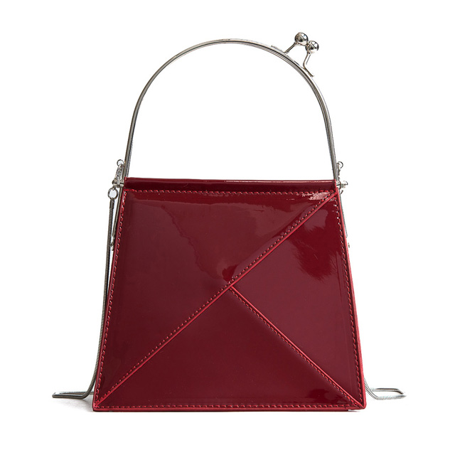 2018 China best selling patent leather fuctional shoulder bag,women gender large capacity <strong>handbag</strong>
