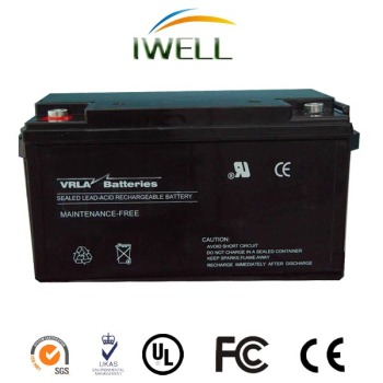 12v 7ah Lead Acid Battery For E-Scooter