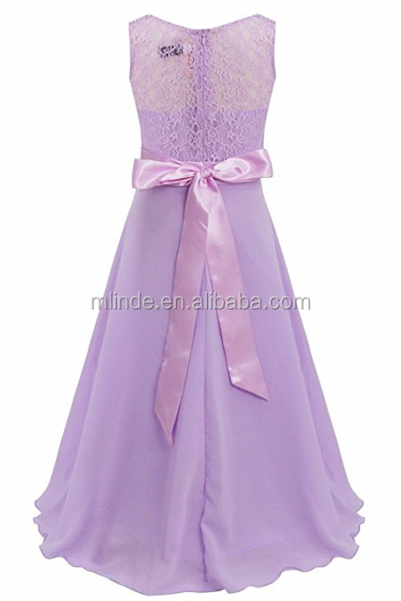 Simple Design Dresses Las Formal Sleeveless Lace Chiffon Bandage Bridesmaid Dress Dance Ball Party Maxi Gown