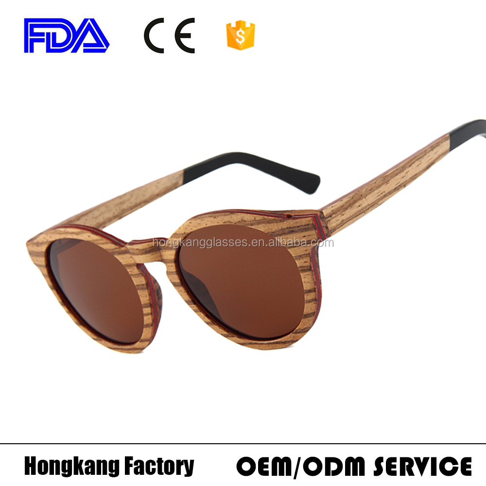 sunglasses 2017 new premium fashion design custom logo polarized gafas de sol wooden sunglasses from wholesale